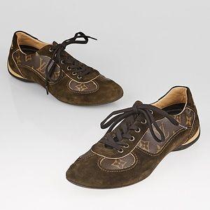 LOUIS VUITTON Men's Energie Sneakers 12
